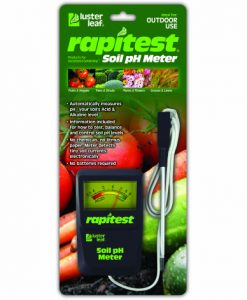 Rapid Test Soil Tester